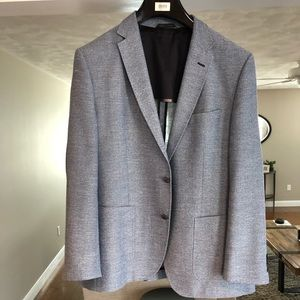 Hugo Boss Light Blue Sport Coat 42R
